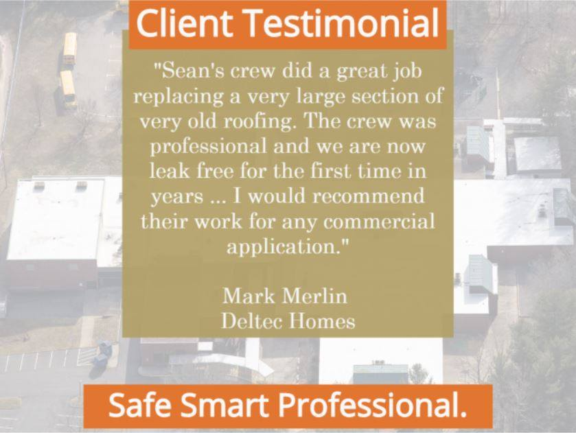 Client Testimonial | WNC Roofing