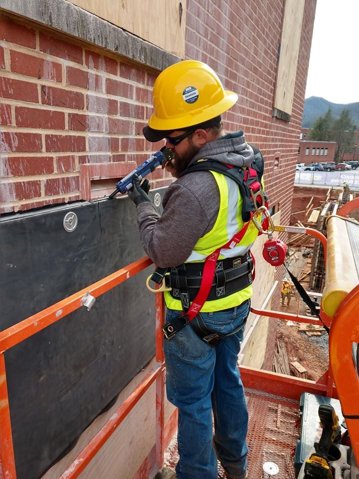 Wall Waterproofing | WNC Roofing