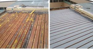 Metal Deck Remediation