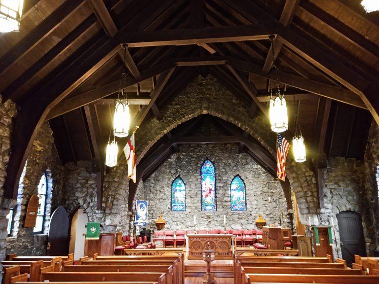 Asheville Church Roof Repairs