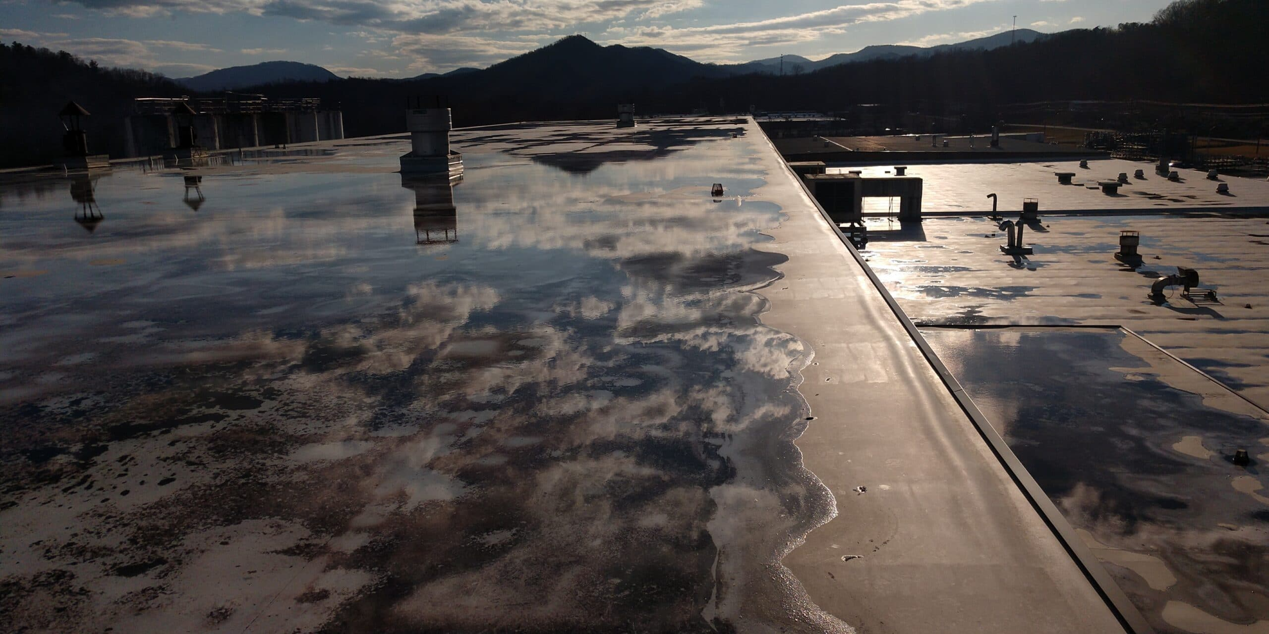 Top 5 Causes of Commercial Roof Leaks