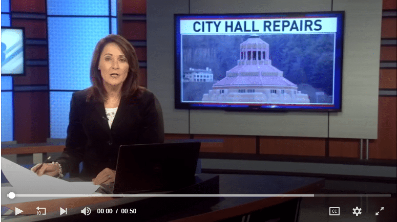 Asheville City Hall Renovations