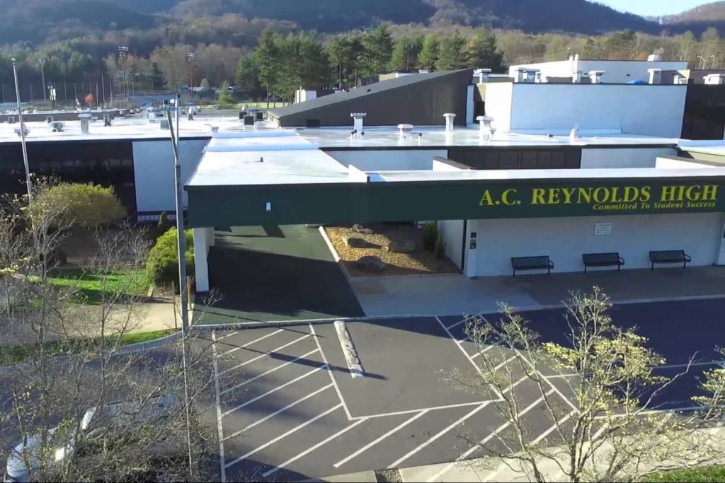 Commercial Educational Roof | WNC Roofing