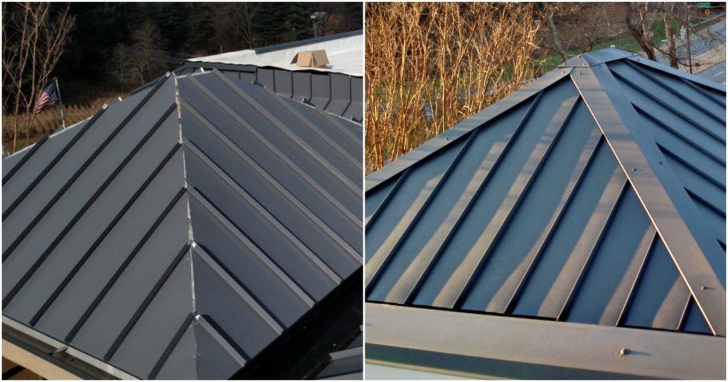 Clarion Inn Metal Roof