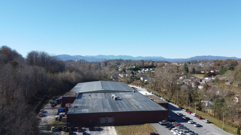 EPDM Roof Replacement Metal Industries – Marion NC