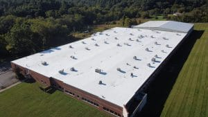 TPO Commercial Roof Replacement