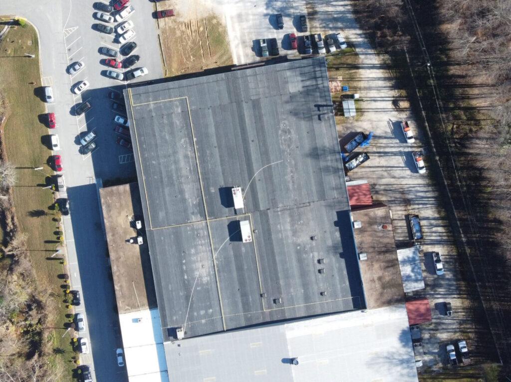 Metal Industries EPDM Roof