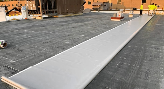 pvc roofing