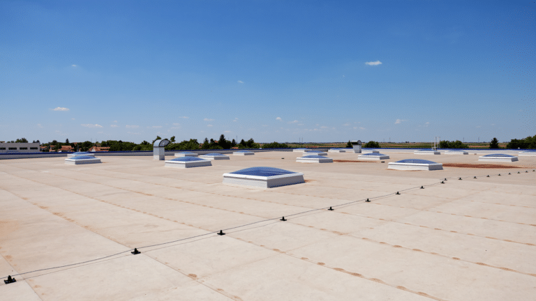 Commercial Roof Spring Cleaning Checklist